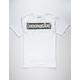 HOONIGAN Pantone Censor Bar Mens T-Shirt