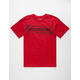 HOONIGAN Stencil C Bar Mens T-Shirt