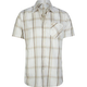 BURNSIDE Big Plaid Mens Shirt