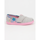 TOMS Toddlers Patchwork Classic Slip-Ons