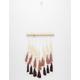Wood Bar Fringe Tassels