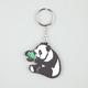 LRG Rubber Panda Keychain