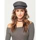 Rope Trim Womens Captain Hat