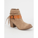 ROXY Dallas Womens Heeled Booties