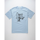 LAKAI x Workaholics Beer Run Mens T-Shirt