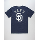 VANS x MLB SD Padres All City Mens T-Shirt