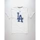 VANS x MLB LA Dodgers Hookup Mens T-Shirt