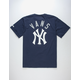 VANS x MLB NY Yankees All City Mens T-Shirt