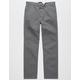 RVCA Weekday Boys Chino Pants
