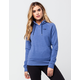 THE NORTH FACE French Terry Womens Pullover Hoodie
