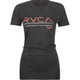 RVCA Distressed Womens Tee