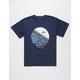 QUIKSILVER Free Wheelin Boys T-Shirt