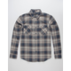 VALOR Brownsville Mens Flannel Shirt