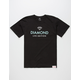 DIAMOND SUPPLY CO. Typeset Boys T-Shirt