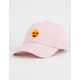 Heart Eyes Emoji Girls Dad Hat