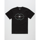 BILLABONG Dual Hex Mens T-Shirt