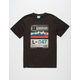 LRG Turn Off Tune In Mens T-Shirt