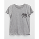 H.I.P. Elephant Girls Tee