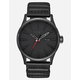 STAR WARS x NIXON Kylo Ren Sentry Leather Watch