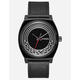 STAR WARS x NIXON Kylo Ren Time Teller Leather Watch