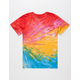 MOWGLI SURF Peace Out Mens T-Shirt