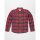 BILLABONG Coastline Boys Flannel Shirt