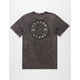 VOLCOM Washed Caste Mens T-Shirt
