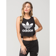 ADIDAS Trefoil Cropped Womens Tank