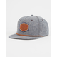 CAPTAIN FIN Classical Mens Snapback Hat