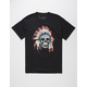 ROOK Chief Skull V3 Mens T-Shirt
