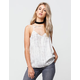 RVCA Crossed Out Womens Tank