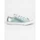 CONVERSE Chuck Taylor All Star Low Metallic Girls Shoes