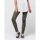 VANILLA STAR PREMIUM Camo Womens Skinny Jeans
