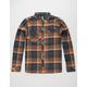 HIPPYTREE Harbor Mens Flannel Shirt