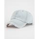 Distressed Denim Womens Baseball Hat