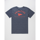 PRIMITIVE Arch Pennant Mens T-Shirt