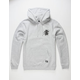 GRIZZLY Destroy Mens Hoodie