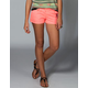 VOLCOM Frochickie Womens Twill Shorts