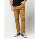 VOLCOM Gritter Modern Tapered Mens Chino Pants