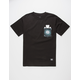 GRIZZLY Eclipse Mens Pocket Tee