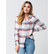 FULL TILT Herring Womens Plaid Shirt