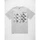 LRG Checkered Mens T-Shirt