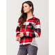 WHITE CROW Outlaw Womens Flannel Shirt