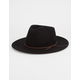 RSQ Collective Felt Wide Brim Hat