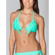 KANDY WRAPPERS Signature Fringe Bikini Top