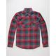 VALOR Brownsville Mens Flannel Shirt