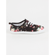 TWISTED Floral Tenny Girls Sneakers