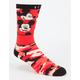 NEFF Disney Collection All Smiles Mickey Mens Socks