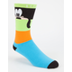 NEFF Disney Collection Look Out Goofy Mens Socks