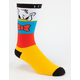 NEFF Disney Collection Look Out Donald Mens Socks